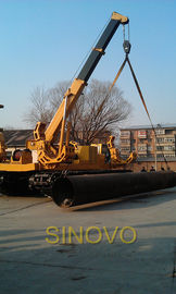 20 Tons Crawler Pipelayer Machine / Lift Pipe z demontażem Self-pipe Clamp